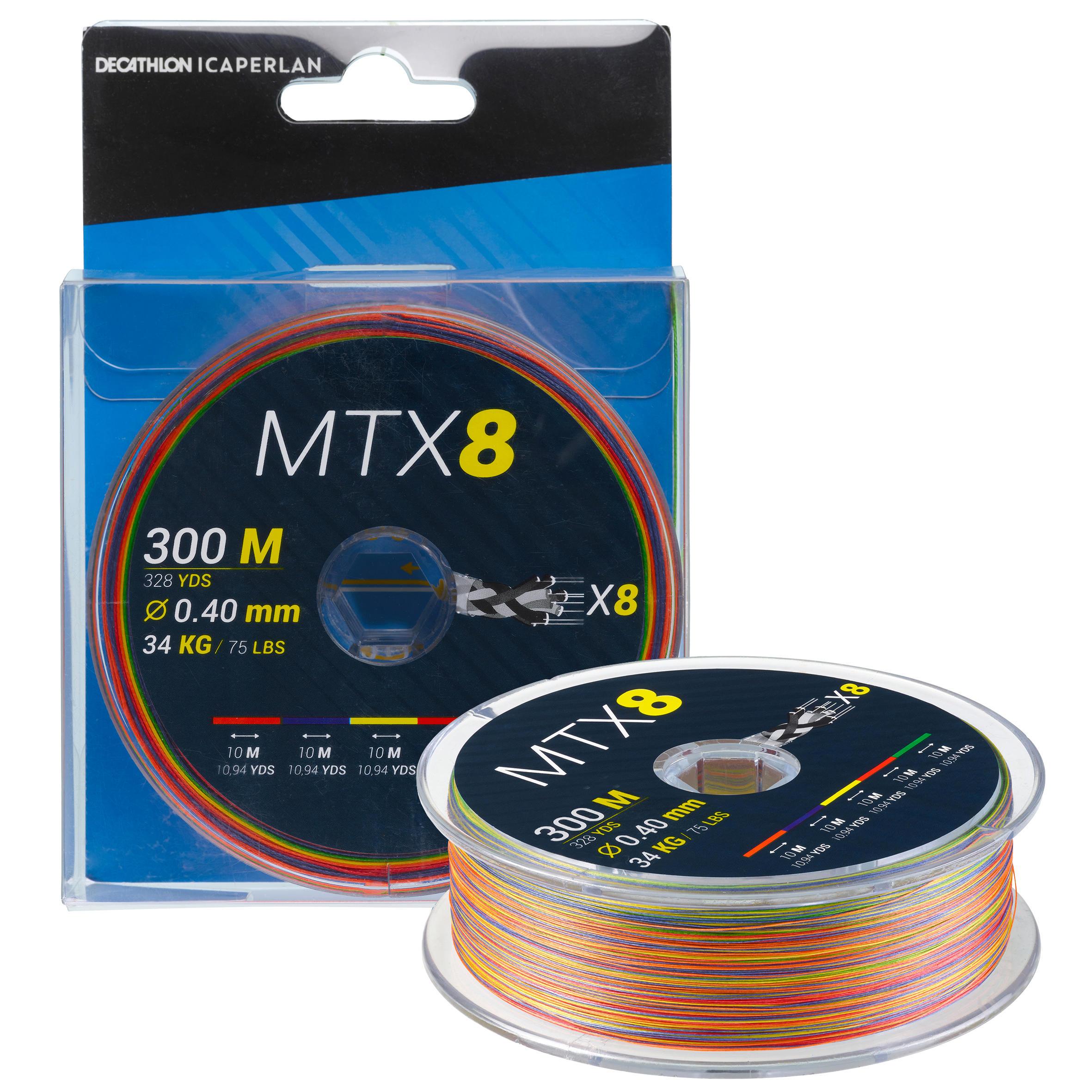 Fir textil MTX8 300 m 40/100
