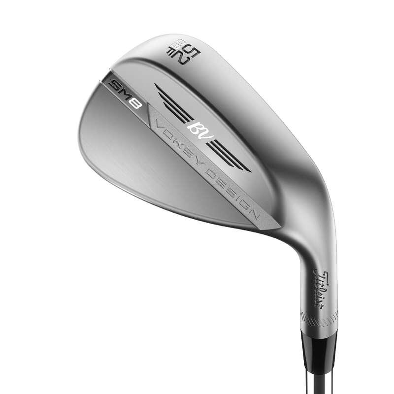GOLFKLUBOK HALADÓKNAK Golf - Wedge golfütő SM8 Tour Chrome  TITLEIST - Golfütő, golflabda