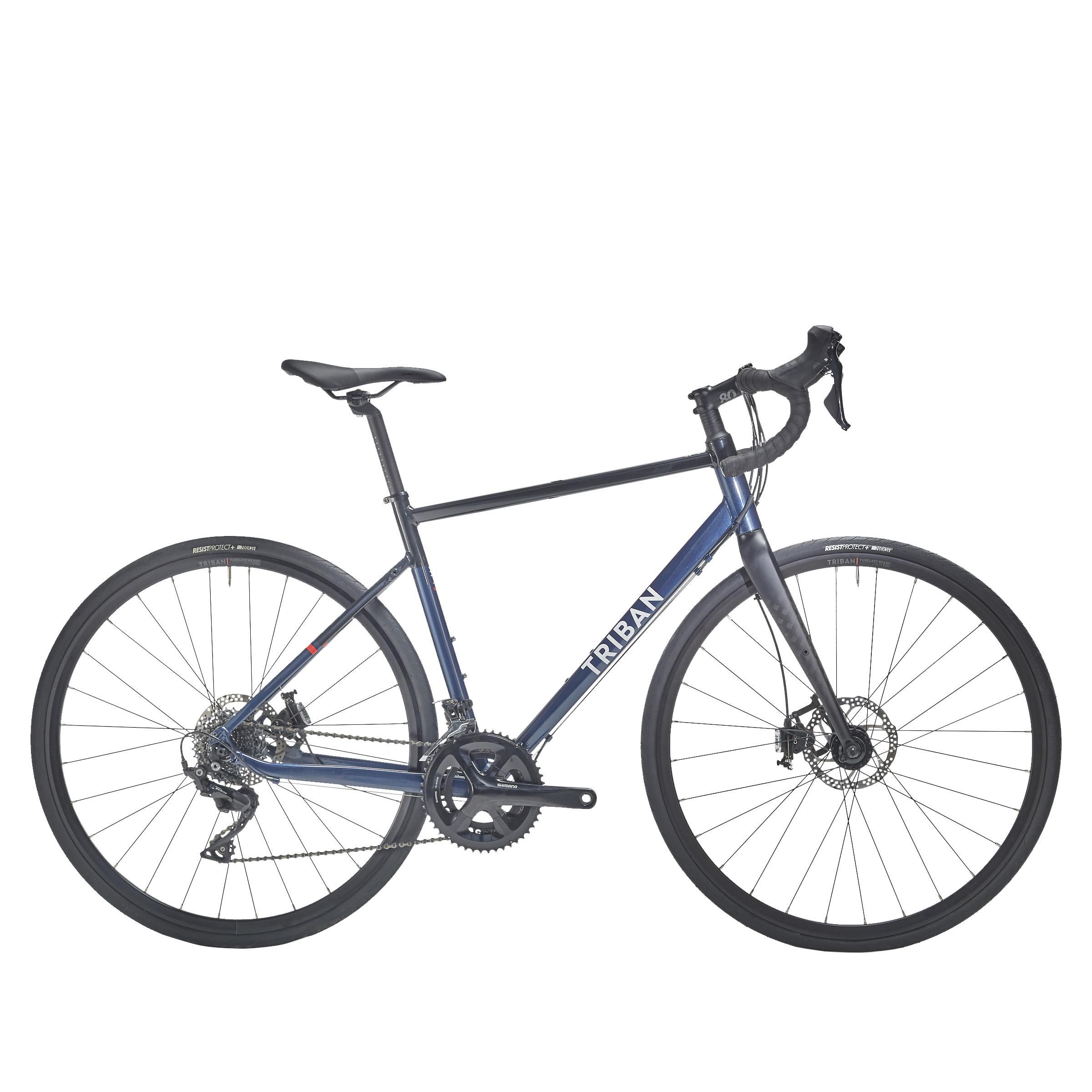 Bici da corsa donna RC520 TRIBAN | DECATHLON