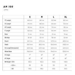 MTB AM 100 hardtail
