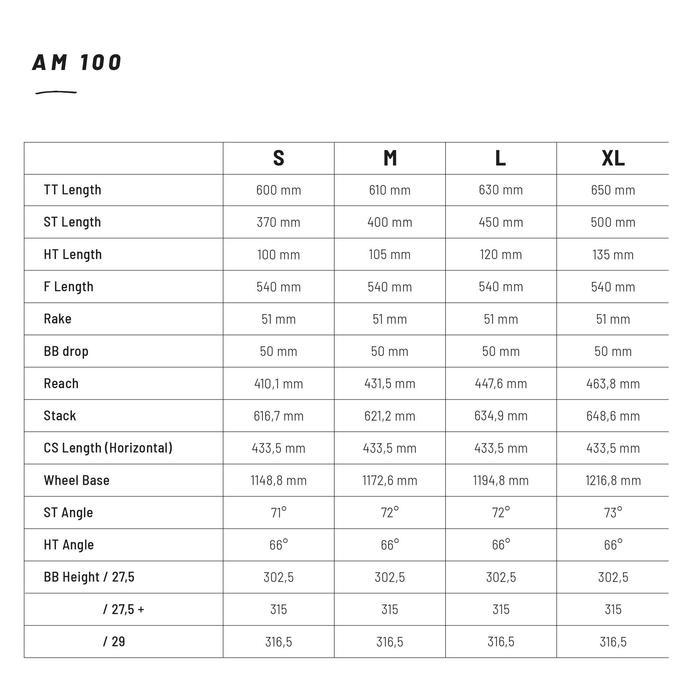 VTT AM 100 HardTail