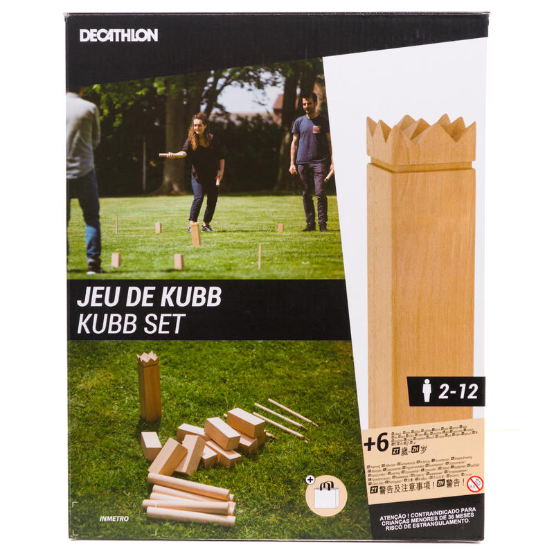 Kubbs Set