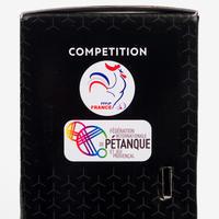 3 Semi-Soft Competition Petanque Boules