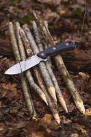Couteau de chasse à lame Sika90