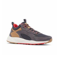 Columbia Pivot Men's Waterproof Walking Shoes - Grey