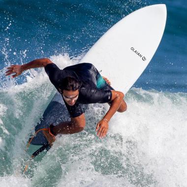 Die Regeln für Surf-Wettkämpfe