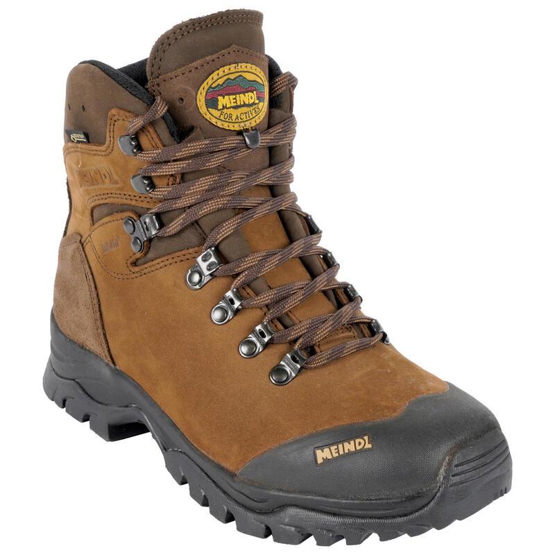 Chaussures chasse IMPERMEABLES RESISTANTES MARRON Meindl Kansas GTX