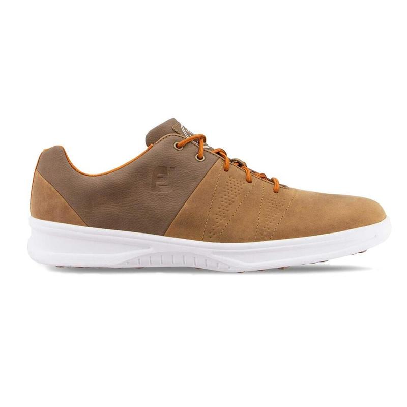 Men's Golf Shoes Contour Casual - Brown