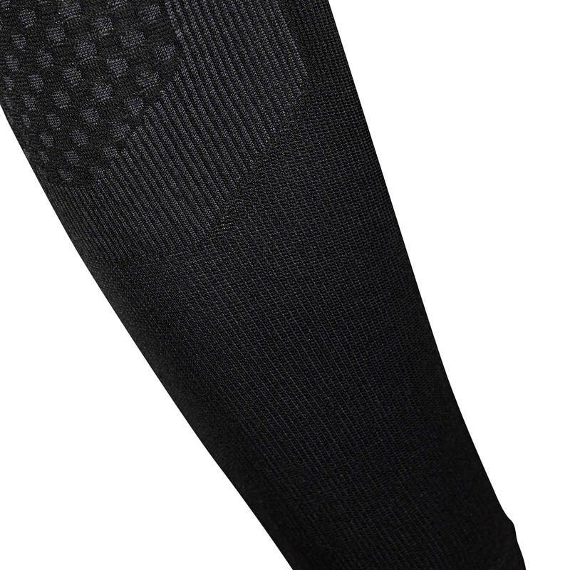 KIPRUN RUNNING COLD PROTECTION ARM COVER - BLACK