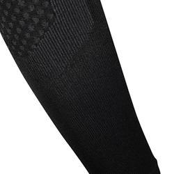 跑步防寒袖套KIPRUN - 黑色
