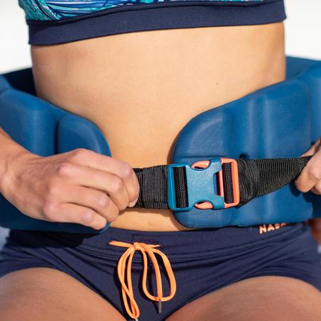 Aquafitness - Aquajogging foam belt - blue