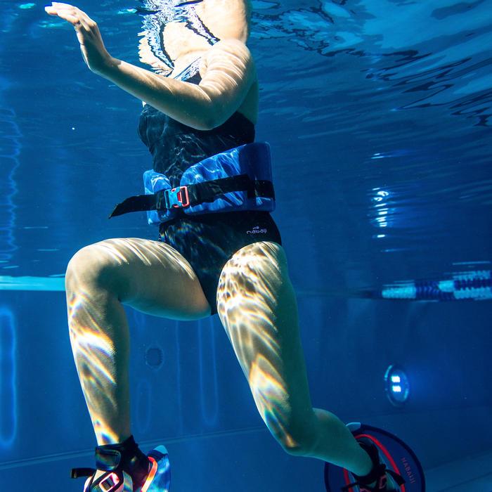 水中健身浮力帶Newbelt - 藍色