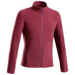 Fleece jas voor bergwandelen heren MH120