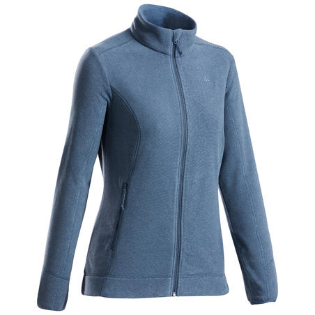 Women's Mountain Walking Fleece Jacket - MH120
