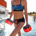 PLAVKY A VYBAVENÍ NA AQUAGYM, AQUABIKE Aqua aerobic, aqua fitness - ČINKY NA AQUA FITNESS R360 NABAIJI - Doplňky na aquafitness