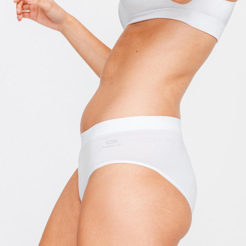 RUNNING BRIEFS\nBREATHABLE\nGLACIER WHITE