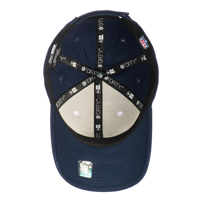 Pet voor volwassenen NFL The League Dallas Cowboys blauw/wit.