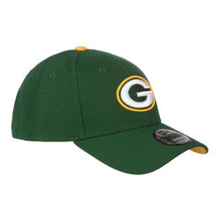 Casquette pour adulte NFL The League Green Bay Packers verte.