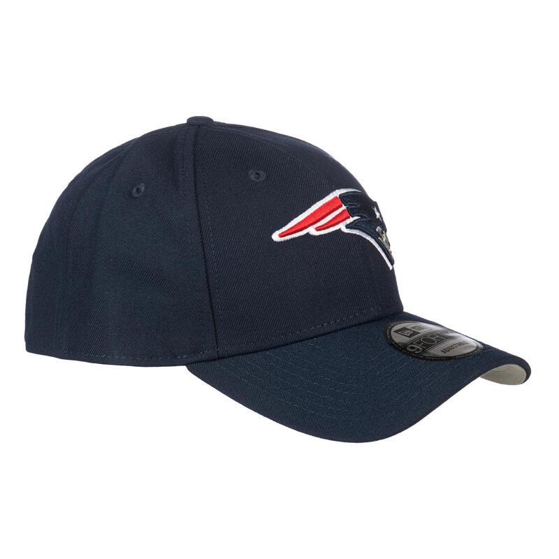 Casquette pour adulte NFL The League New England Patriots bleue.