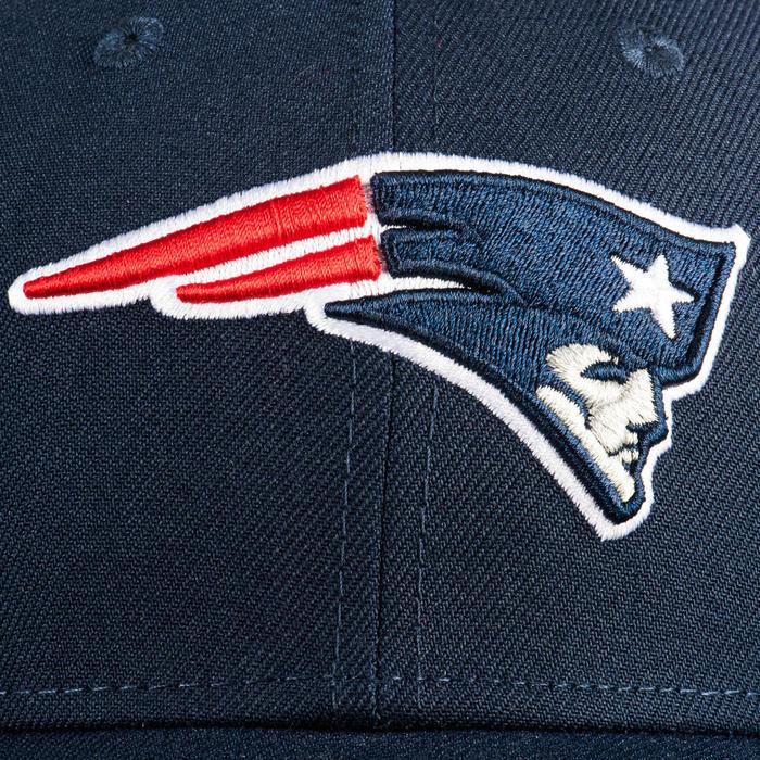 NFL cap New England Patriots blauw