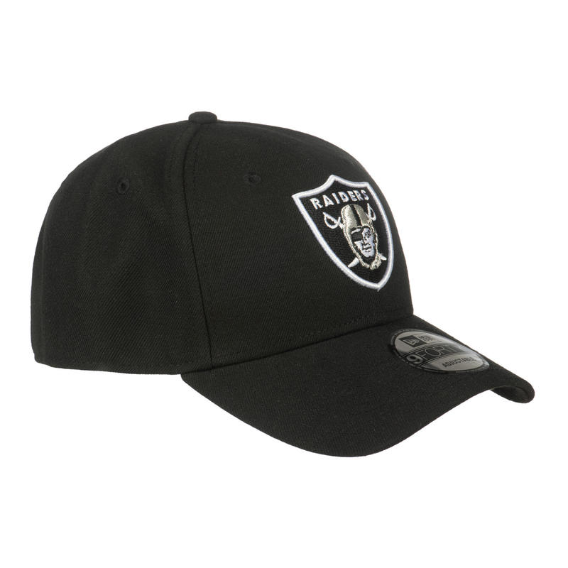 Casquette pour adulte NFL The League Las Vegas Raiders noire.