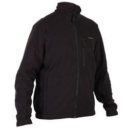 Fleece vest 300 zwart
