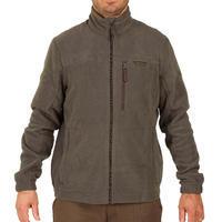 Hunting Fleece Sweater 300 - Brown