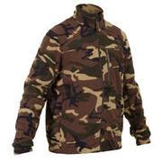 Men's Fleece 300 Camouflage Green
