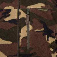 Polaire de chasse 300 camouflage
