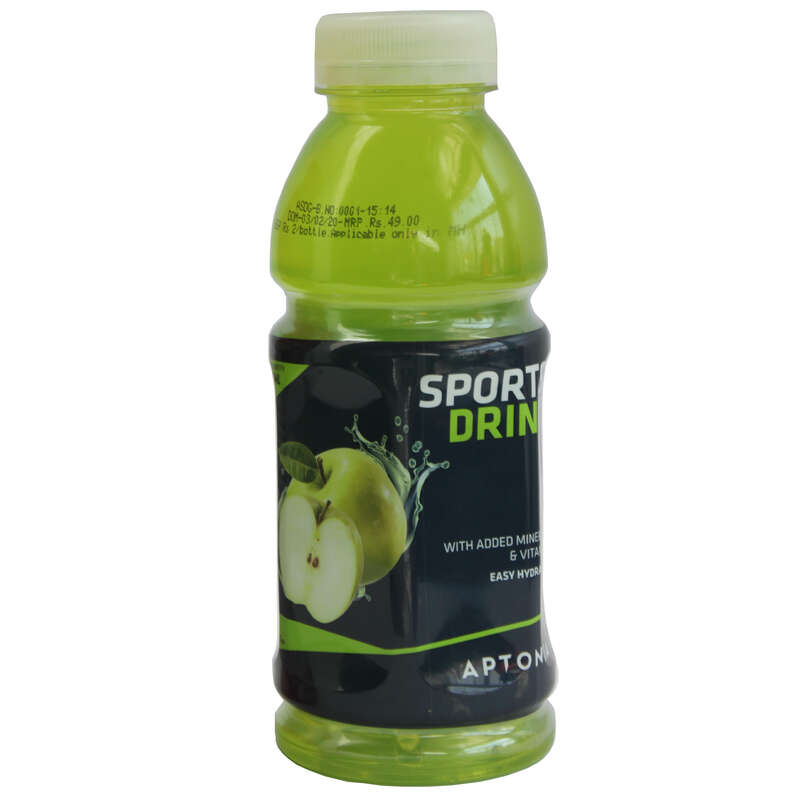 IDRATAZIONE E PRE SPORT Triathlon - Bevanda sport mela verde 400ml APTONIA - Fam_Triathlon