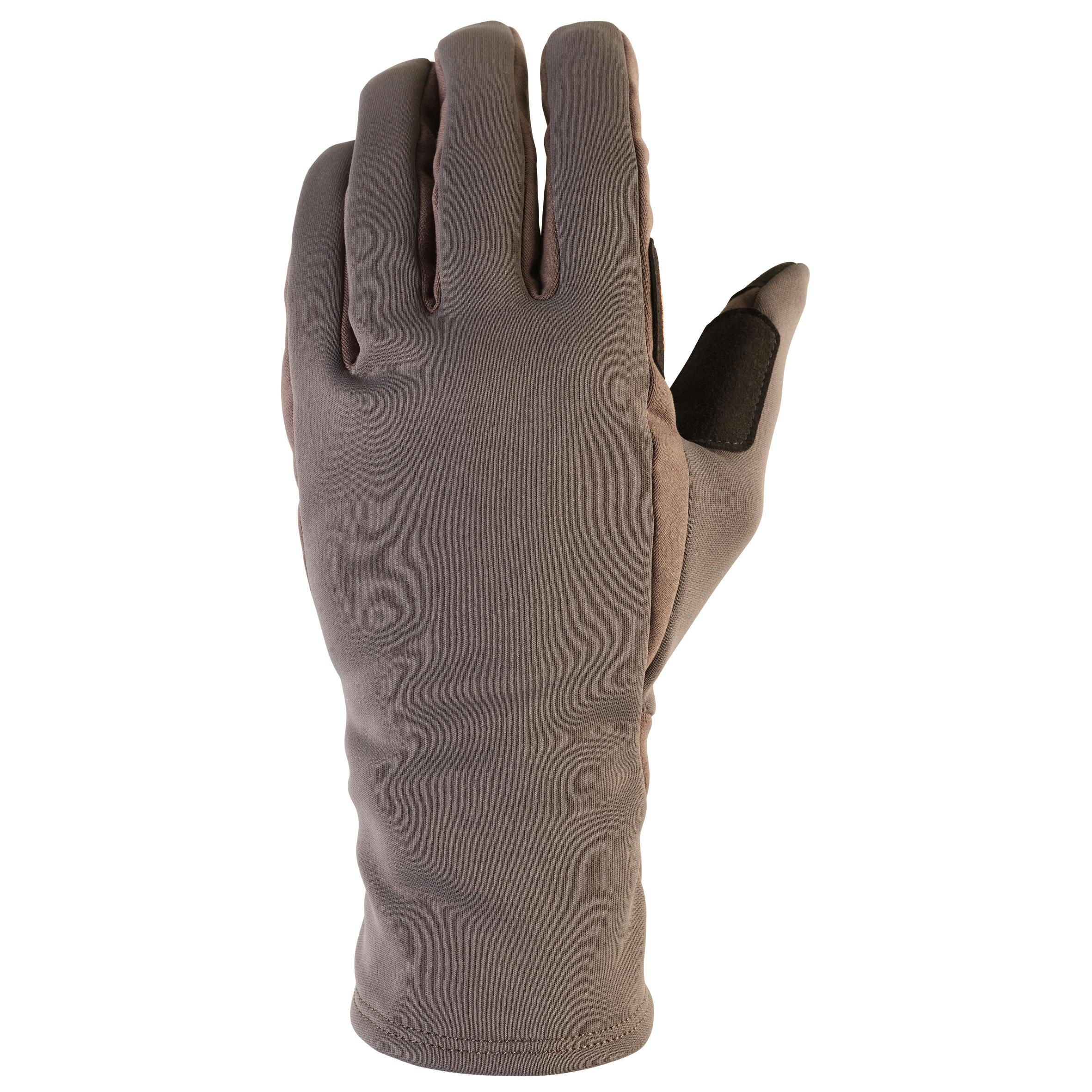 Mănuși Vânătoare 500 Verde imagine
