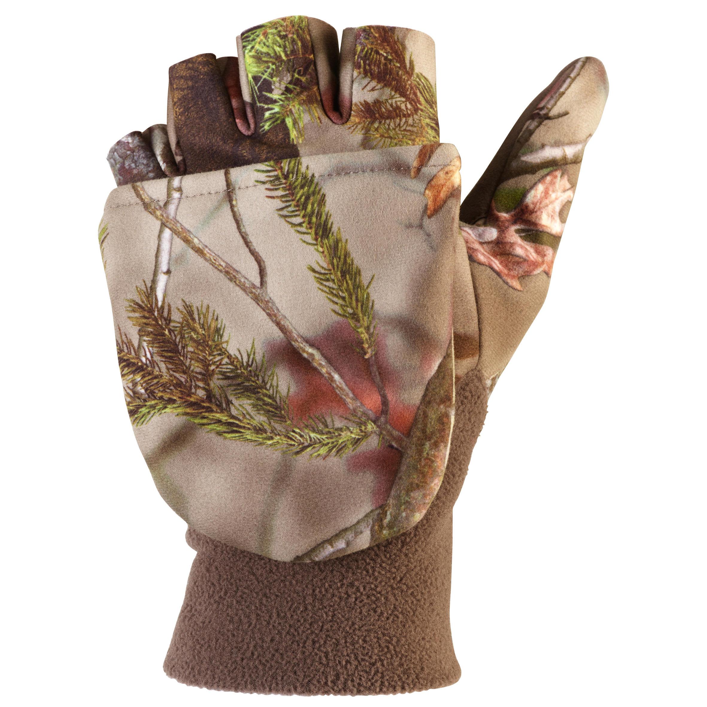 Mănuși vânătoare camuflaj imagine