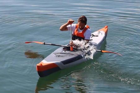 DRAIN WATER PUMP | Bilge pump for kayak and canoe