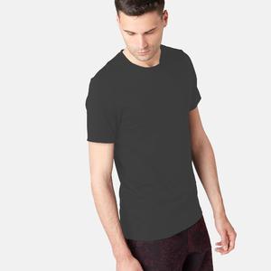 Men's Gym T-Shirt 100 - Dark Grey