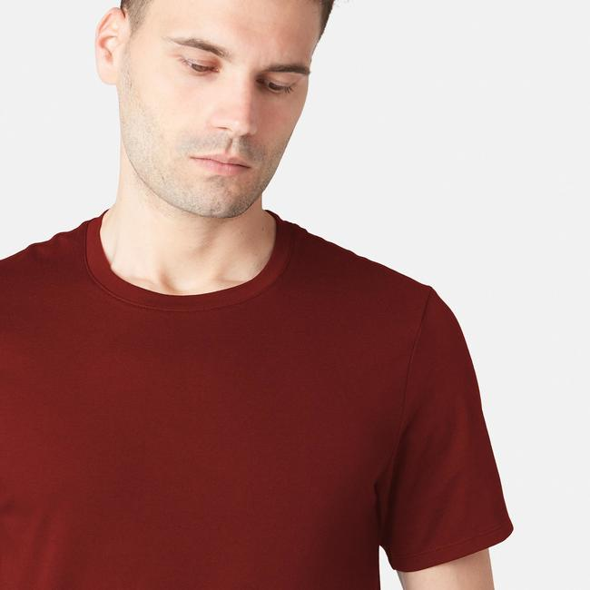 Men's T-Shirt Sportee - Burgundy