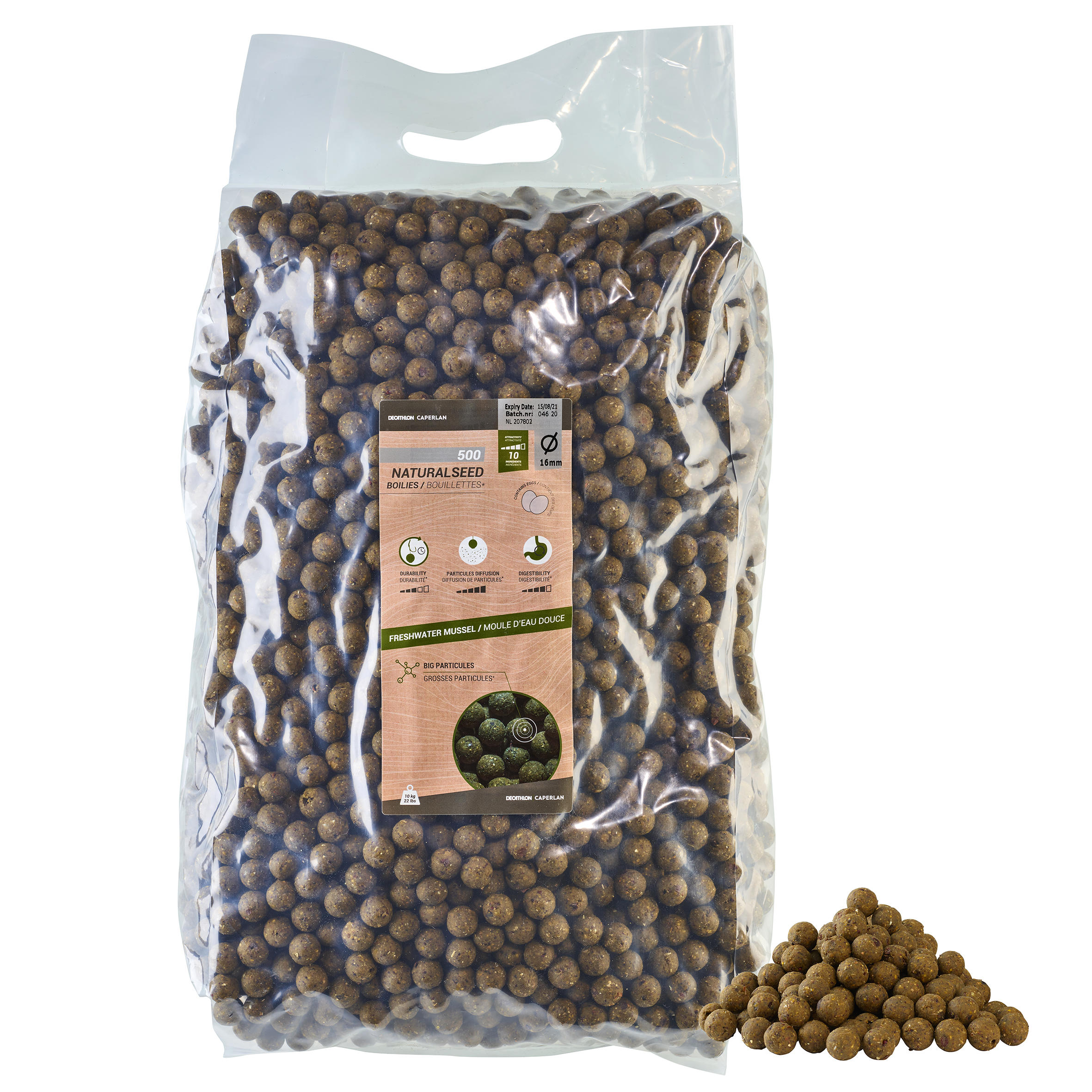 NATURALSEED Scoici 16mm 10kg