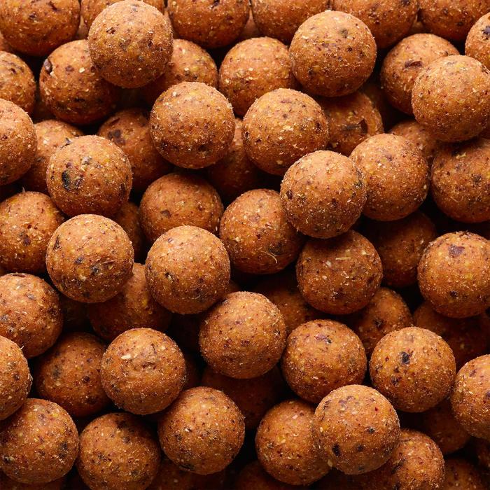 Bouillettes pêche de la carpe NATURALSEED 20mm 2kg Ail/Foie