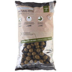 Boilies voor het karpervissen Natural Seed 20 mm 2 kg mosselen