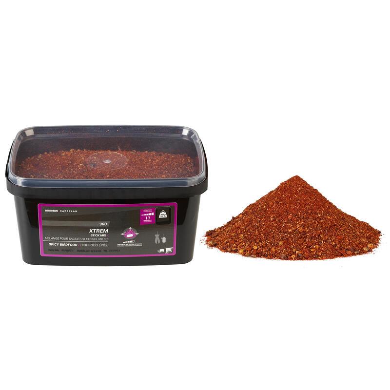 Stickmix voor karpervissen Xtrem 900 g spicy