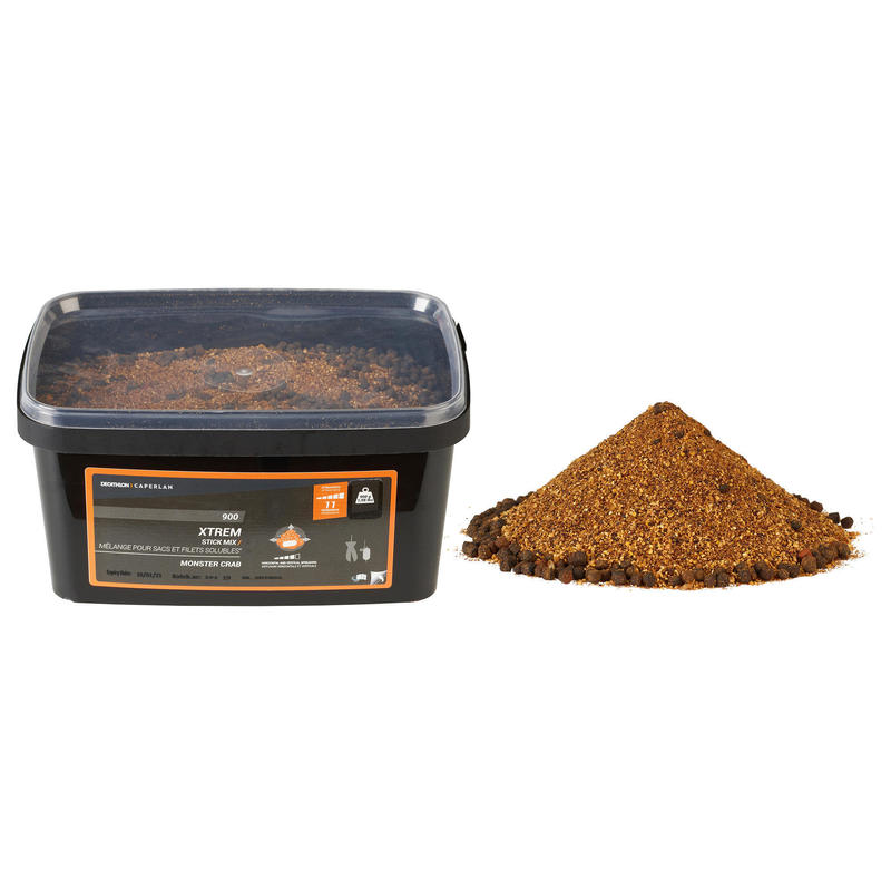 Stickmix voor karpervissen Xtrem 900 g Monstercrab