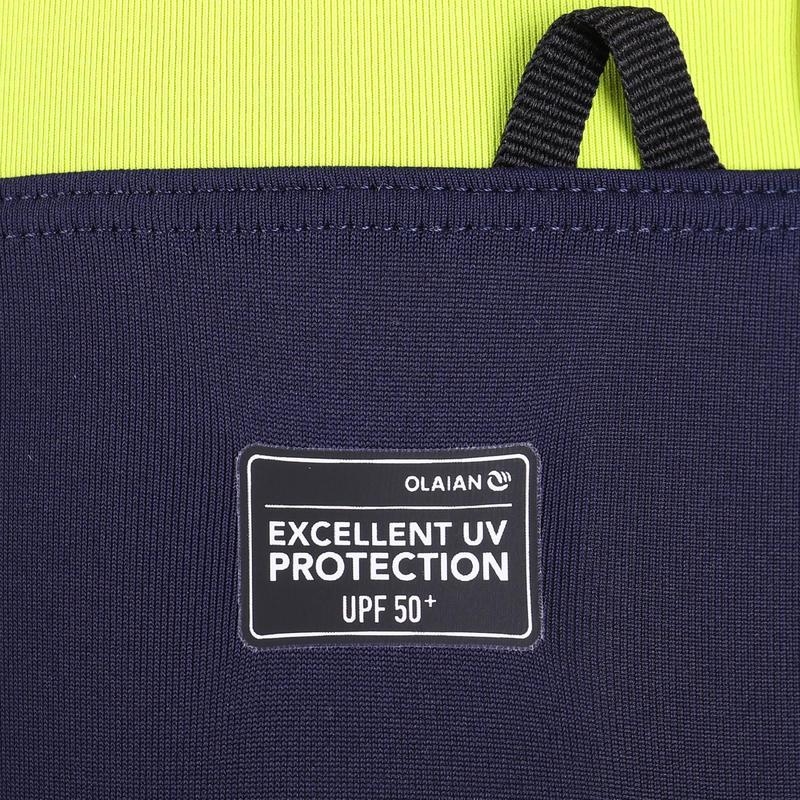 กางเกงเลกกิ้งสำหรับเด็กรุ่น CN UVLEG500L (สีกรมท่า)