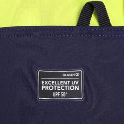 兒童款緊身褲 CNUVLEG500L-軍藍色