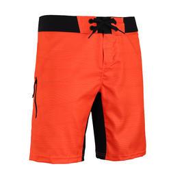 標準衝浪褲 500-螢光色