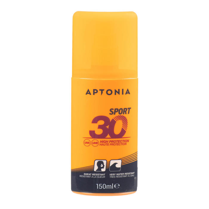 Crème de protection solaire SPORT en spray IP30 150 mL