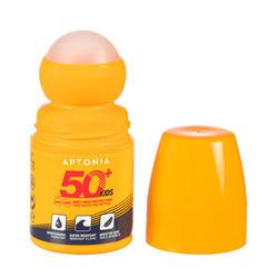 Roll-on zonnecrème factor 50+ voor kinderen en volwassenen 50 ml