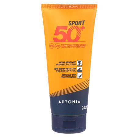 SPORT SUN PROTECTION CREAM SPF50+ 200 ML