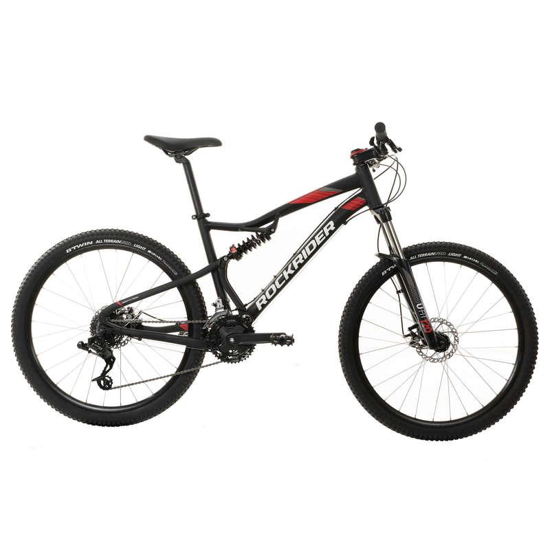 Горные велосипеды для продвинутых Велоспорт - Горный велосипед ST530 S 27,5