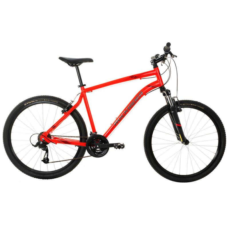 Горные велосипеды для продвинутых Велоспорт - ГОРНЫЙ ВЕЛОСИПЕД ST100 27,5