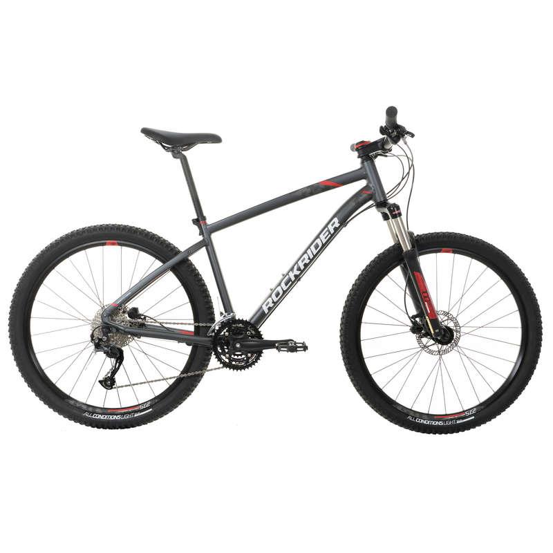 Горные велосипеды для продвинутых Велоспорт - ГОРНЫЙ ВЕЛОСИПЕД ST540 27,5