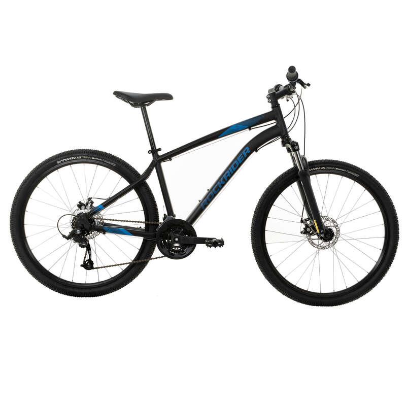 Горные велосипеды для продвинутых Велоспорт - Горный велосипед ST120 27,5